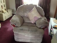 2 seater sofa,electric recliner and chair