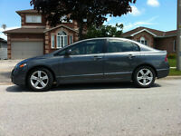 2010 Honda Civic LX-S 1.8L - LOW KM - ONE NON SMOKER OWNER