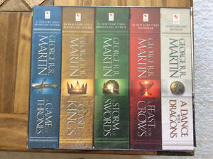 Brand New - Game of Thrones Box Set