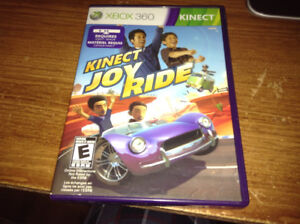 Kinect Joy Ride for Xbox 360 with KINECT