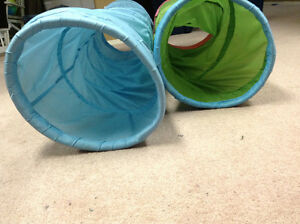 Two Play Tunnels