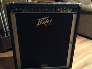 Amp, Peavey Combo 300 for sale, $300.00