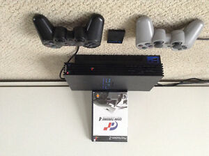 SONY PLAYSTATION 2 in EXCELLANT CONDITION - with GRAN TURISMO 4