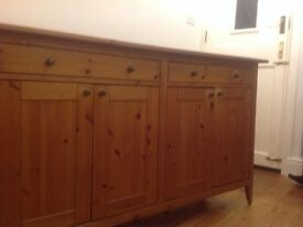 Marks and Spencer pine sideboard for kitchen/dining room