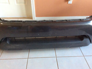 OEM Toyota Tacoma front bumper