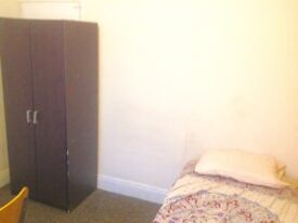 Single Room to let for rent £250 PM all bills include gas,electricity,water,utilities near bus stop,