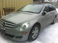 2006 Mercedes-Benz R 500 by owner $9990 negotiable