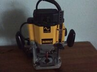 Dewalt Router for sale with many extras