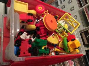 Vintage Fisher Price Items