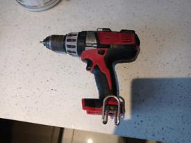 Milwaukee 18 volt cordless drill.