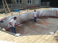 Pool installation services-Richards Total Pool Services