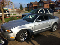 2012 Ford Mustang Convertible       ONLY 11300 KM