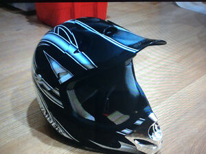 Boys youth large BMX/ATV helmet