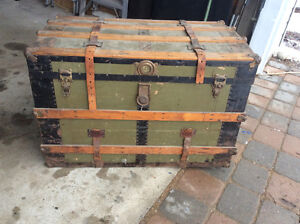 Army Style Trunk