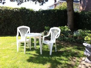 Compact 3 Piece Patio Set