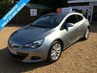2012 Vauxhall Astra 1.4 GTC SRI 3d 138 BHP Hatchback Petrol Automatic