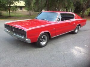 WANTED: 1966/67 Coronet Charger B-Body Front Fenders and Hood