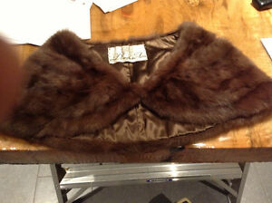 Real Mink Stole for sale