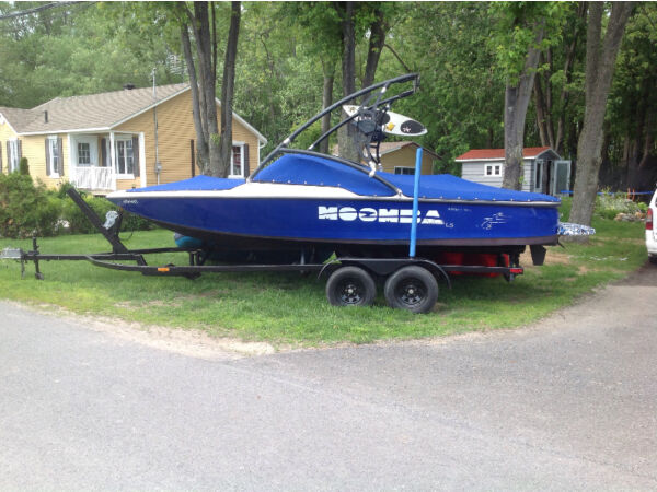Used 2000 Moomba Outback ls