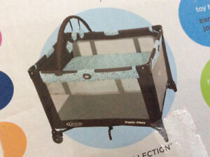 New Playpen with Bassinet  (Still Available)