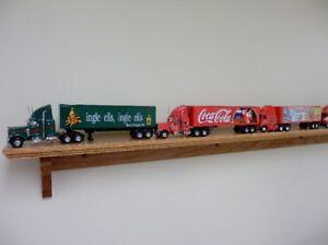 Collectible Die Dast Trucks