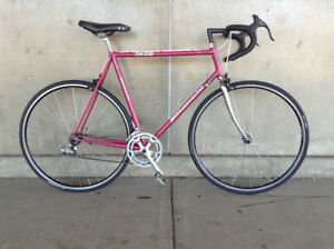 Bianchi Rossi - Vintage Performance Italian Road Bike -58cm