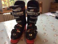 Salomon X Max 100 Ski Boots size 25.5