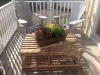 Cottage Style - Lobster Trap Table