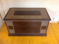 Wooden Chest / Trunk from The Pier