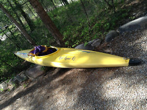 13' river runner kayak - SOLD