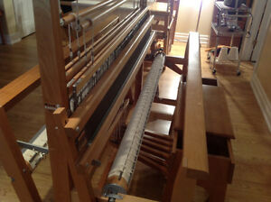 "60"" Leclerc Weaving Loom"