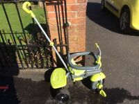 Smart trike for child