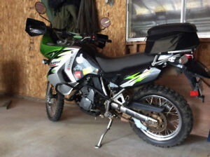 I am looking to trade my klr 650