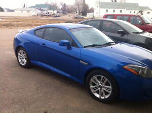 2008 Hyundai Tiburon Coupe (2 door) Reduced
