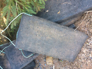 Oyster mesh bags   4mm  great for small seed.