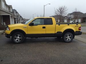 2004 Ford F-150 Fx4 (Safetied And E-Tested)