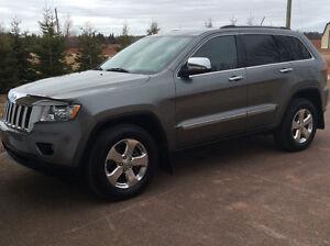 2013 Grand Cherokee Laredo