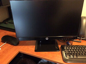 HP Pavillion 20bw monitor for sale