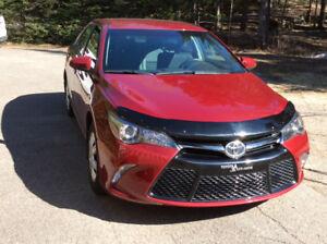 Toyota CAMRY SE 2015  , MAGS , 4500 km !!! oui  4500 km