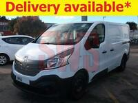 2015 Renault Trafic SL29 Business DCI 1.6 EX LEASE