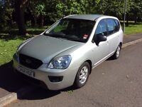 2008 Kia Carens 2.0 S 5s-1 owner-12 months mot-service history-great value family MPV