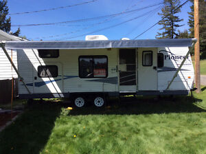 Pioneer travel trailer