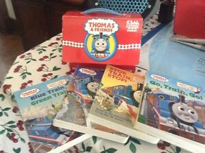 THOMAS & FRIENDS FOUR BOARD BOOKS IN BOX