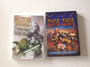 DVD star Wars pour enfants