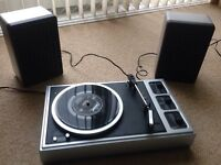 Stereo Record Player