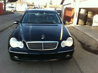 2004 Mercedes-Benz C-Class 1.8L Classic Sedan