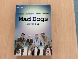 Mad Dogs Series 1 & 2
