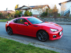 2015 Subaru BRZ - Super Low KMs, Clean Title, One Owner!