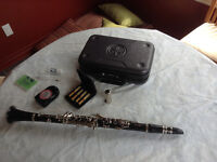 Clarinette Yamaha 250 (si bémol)