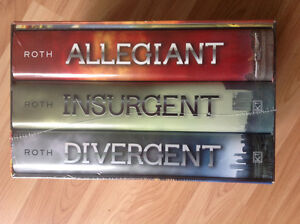 Divergent Series Hardcover boxed set, unopened